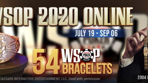 Saatnya telah tiba!  WSOP online terbuka untuk orang Kanada yang dimulai pada hari Minggu ini